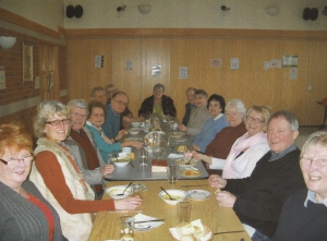 Parishioners at St. Joseph's Church are holding soup lunches for CAFOD's Lent appeal