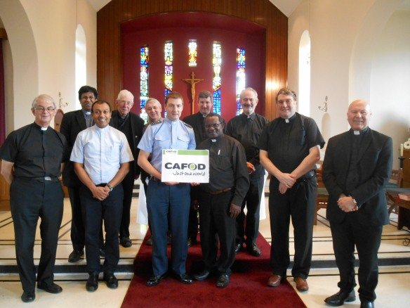 Priests & Deacons from Oxford N deanery