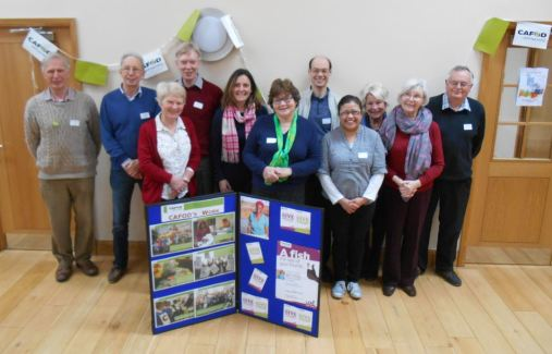 Lent Supporters' Day - Ox N&S Deaneries